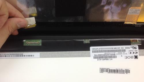 Lenovo G50 分解方法6