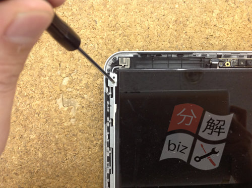 HP Pavilion dm1 分解方法4