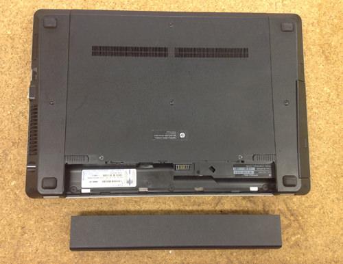 HP ProBook 4530s 分解方法2