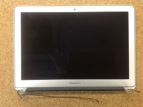 Macbook Air A1369(13インチ) 液晶パネル交換方法11