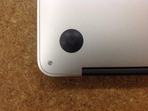 Macbook Air A1369(13インチ) 液晶パネル交換方法2