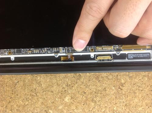 Macbook Air A1369(13インチ) 液晶パネル交換方法21