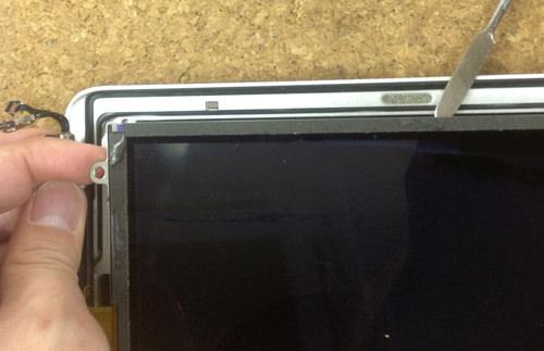 Macbook Air A1369(13インチ) 液晶パネル交換方法24
