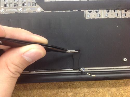 MacbookAir A1370 液晶交換 方法22