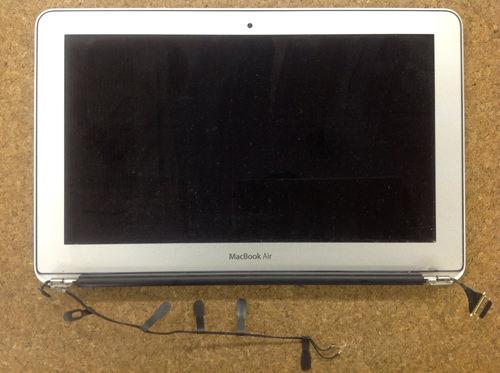 MacbookAir A1370 液晶交換 方法28