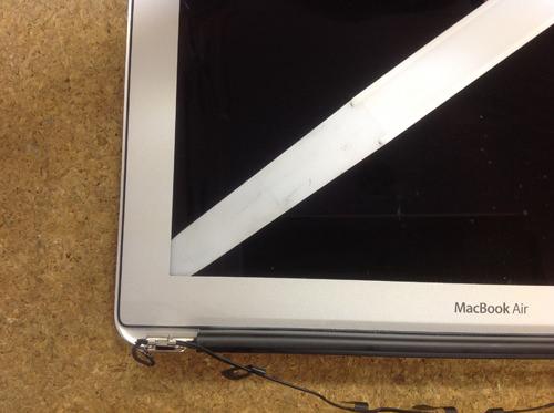 MacbookAir A1370 液晶交換 方法29
