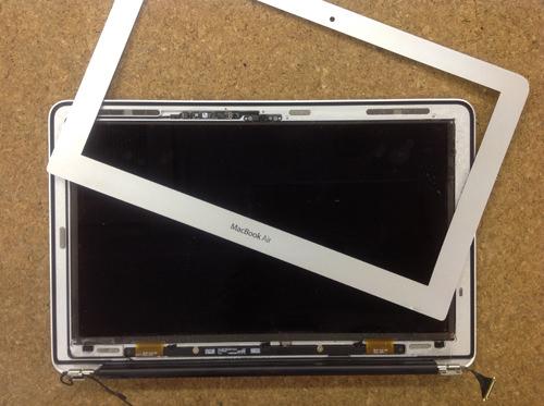 MacbookAir A1370 液晶交換 方法31