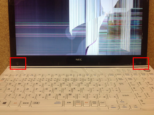 NEC PC-LS150RSW-KS 分解方法3