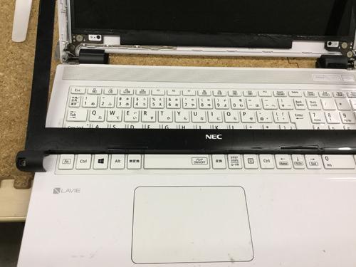 NEC PC-NS150FAW 分解方法7