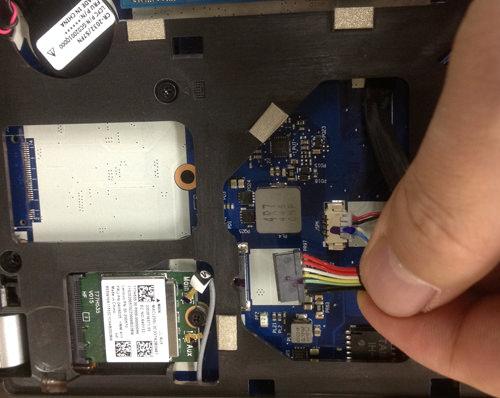 Lenovo ThinkPad E450 分解方法3