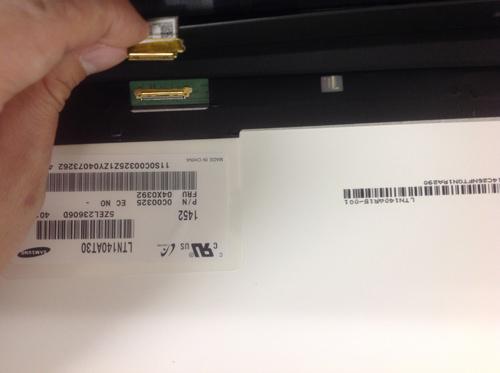 Lenovo ThinkPad E450 分解方6