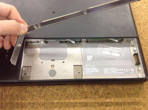 macbook A1181 キーボード交換方法8