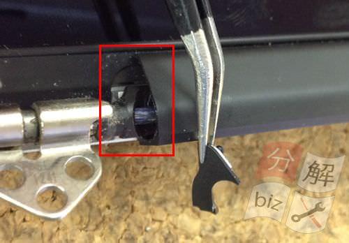 Macbook Pro Retina A1398 液晶交換方法13
