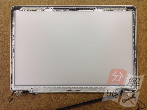 Macbook Pro Retina A1398 液晶交換方法28