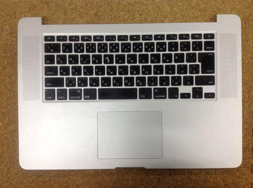 Macbook Pro Retina A1398 キーボード交換方法7