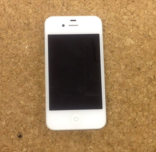 iPhone4s 液晶ガラス、パネル交換方法1