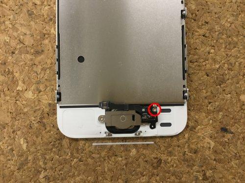 iPhoneSE 液晶交換.分解方法21