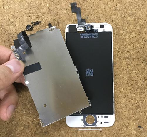 iPhoneSE 液晶交換.分解方法27