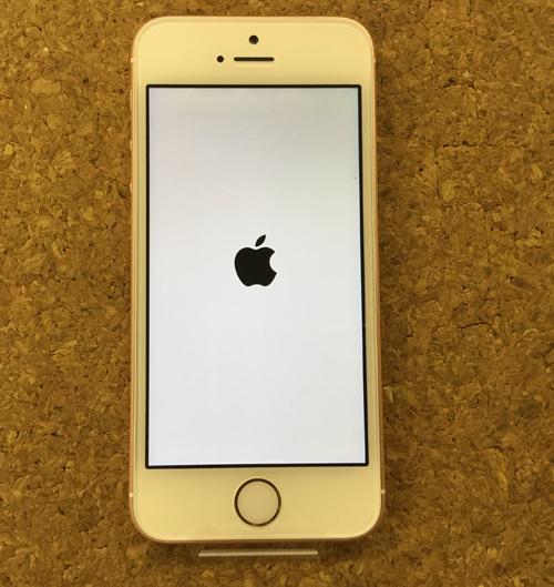 iPhoneSE 液晶交換.分解方法1