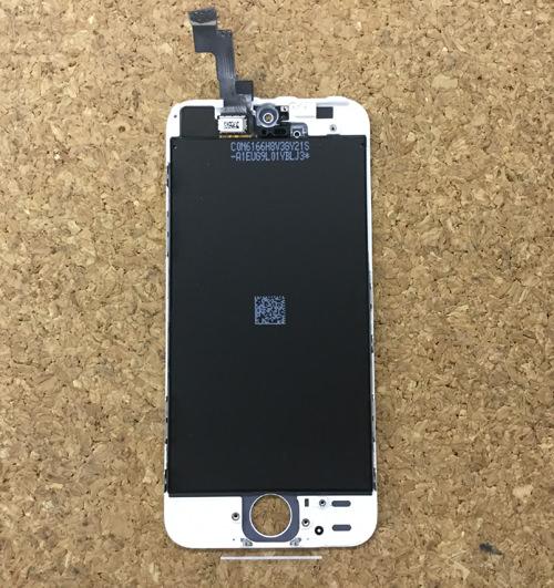 iPhoneSE 液晶交換.分解方法28