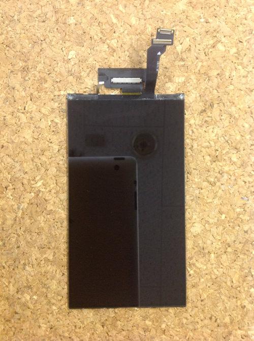 iphone 液晶再生方法5
