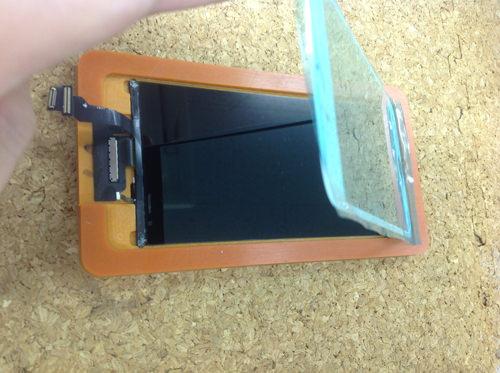 iphone 液晶再生方法9