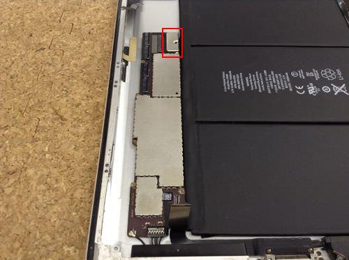 ipad2バッテリー交換8