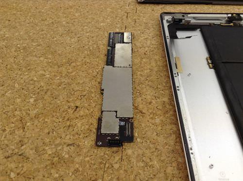 ipad2バッテリー交換9