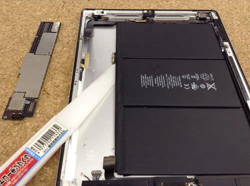 ipad2バッテリー交換10