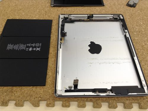 ipad2バッテリー交換11