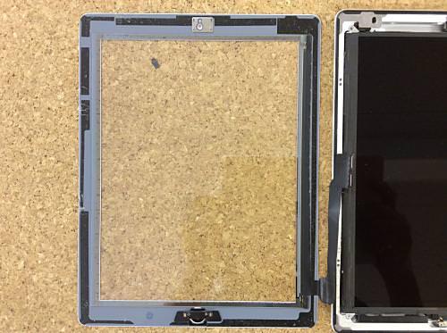 ipad3バッテリー交換10