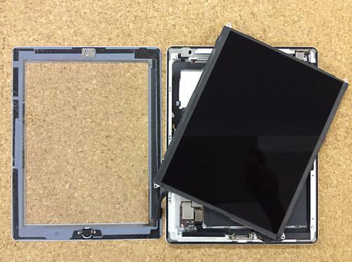 ipad3バッテリー交換8