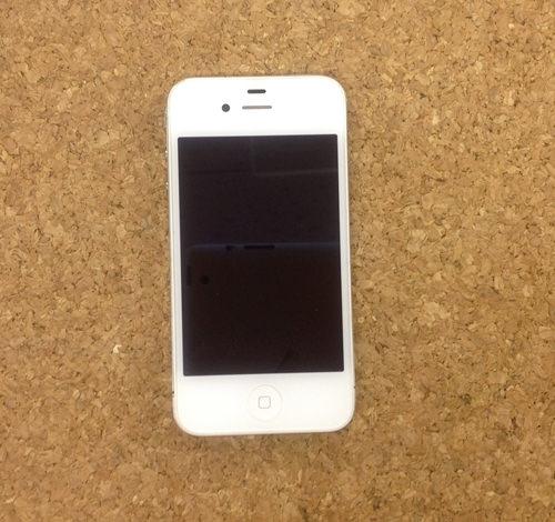 iphone4 液晶ガラス、パネル交換方法1