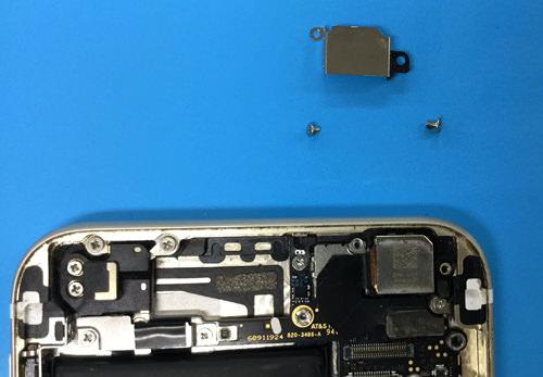iphone6 カメラ分解方法7