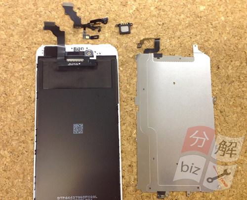 iphone6 plus 分解方法14