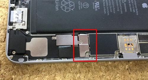 iphone6 plus 分解方法6