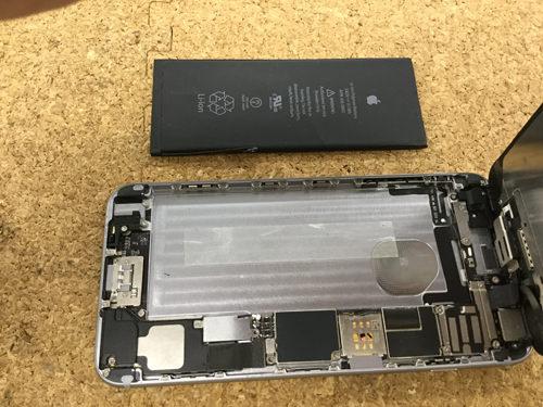 iphone6 plus 分解方法10