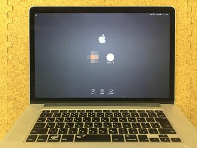 MacbookPro 液晶交換