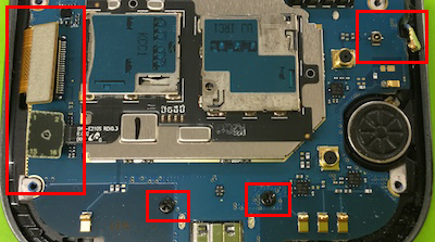 GALAXY SC-03E 修理画像 12