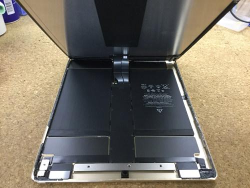 iPad Pro 12.9 液晶交換 11