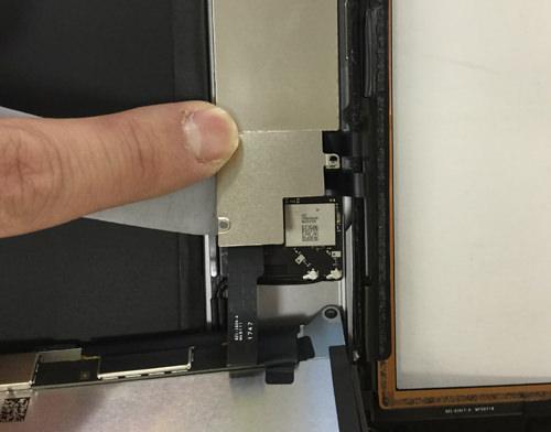 iPad 第6世代 液晶交換12