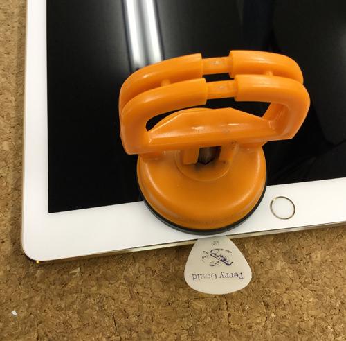 iPad Pro 12.9 液晶交換 9