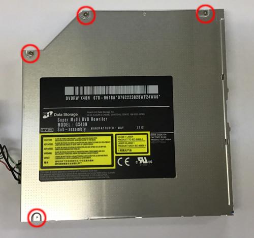 USBドライブ 分解19