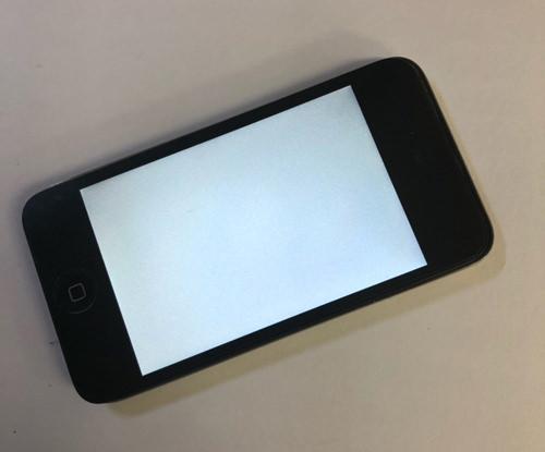 iPod touch 第4世代 液晶交換 16