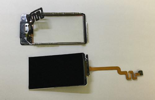 ipod nano 第7世代 分解22
