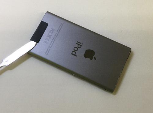 ipod nano 第7世代 分解2