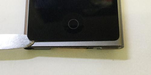 ipod nano 第7世代 分解6