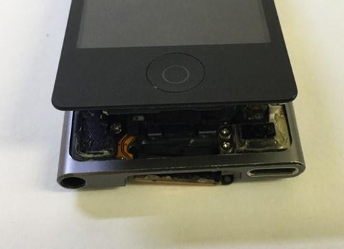 ipod nano 第7世代 分解8