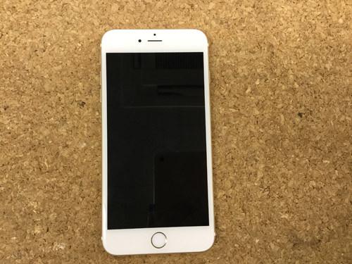 iPhone6sPlus バッテリー交換.分解方法1