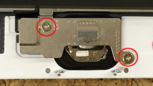 iPhone6sPlus 液晶交換.分解方法14
